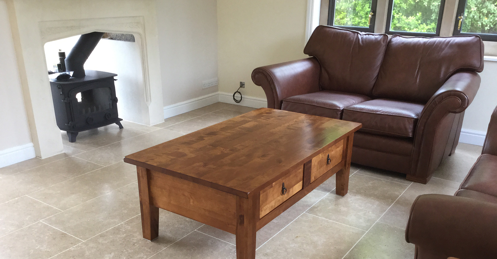 Pietra Flooring | Wood | Stone | Bath | Fulham
