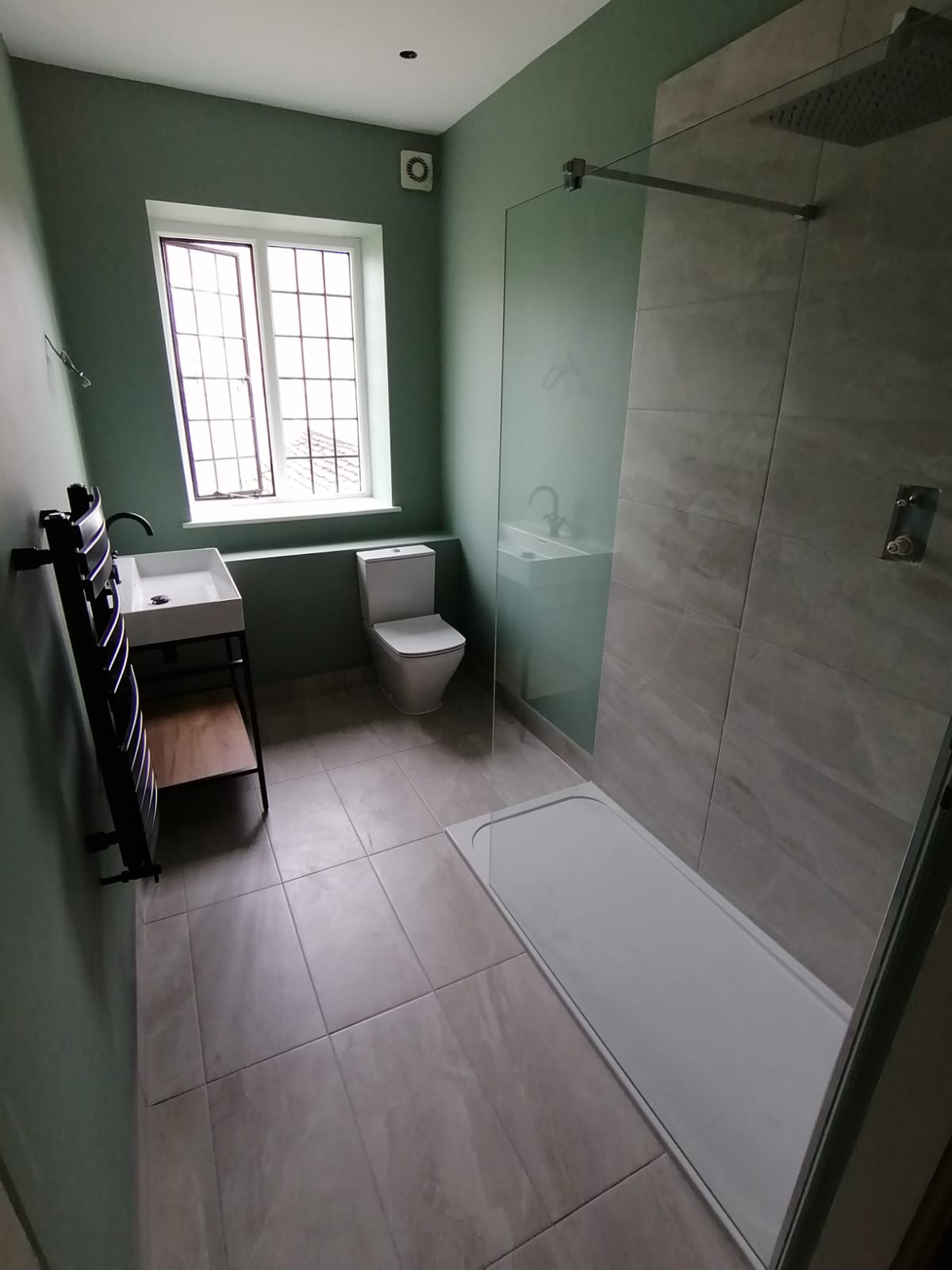 Porcelain Flooring in Bath and Fulham
