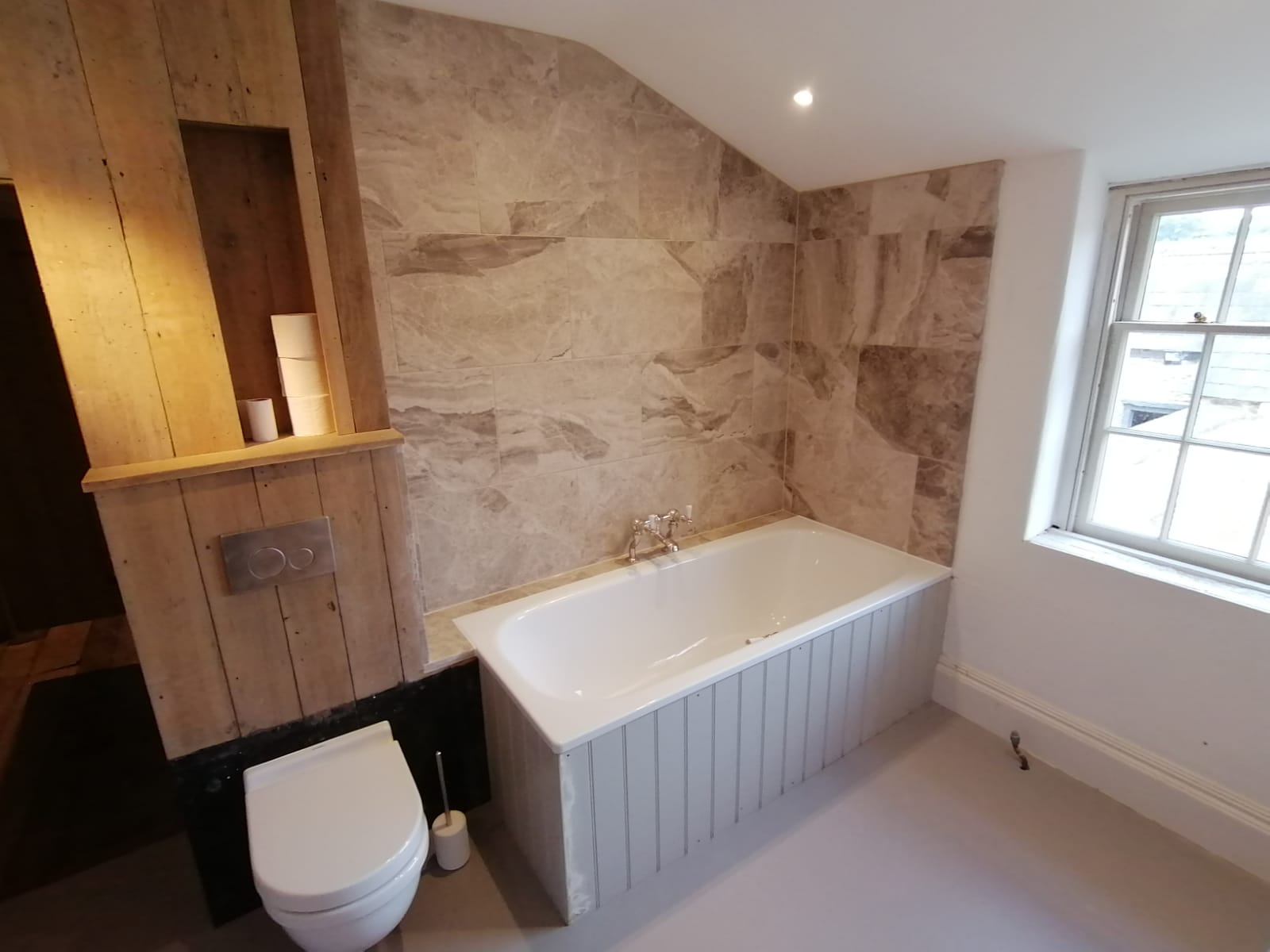 BRUSHED MARBLE Bath and Fulham