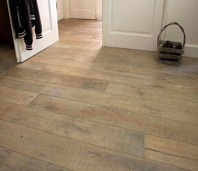 Aged Engineered Flooring