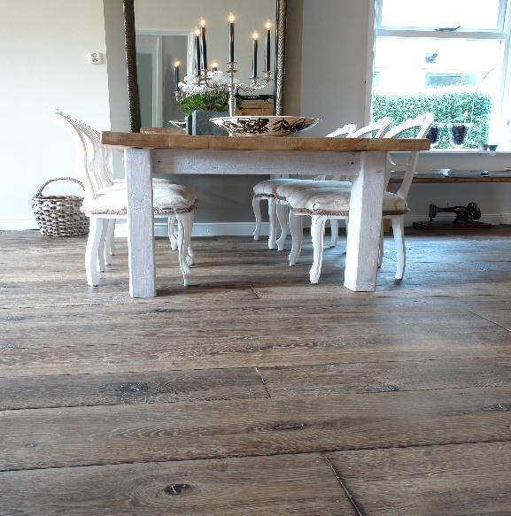 Antique Engineered Flooring